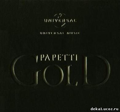 Fausto Papetti — Papetti Gold (3CD) (2007) FLAC